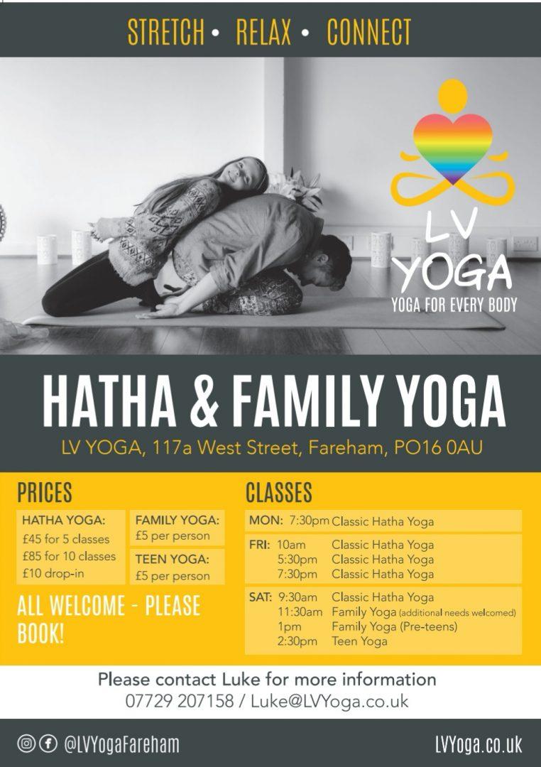 LV Yoga