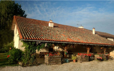 Late Summer retreat at La Roseraie, Romagne, France 27th to 31st August 2019.