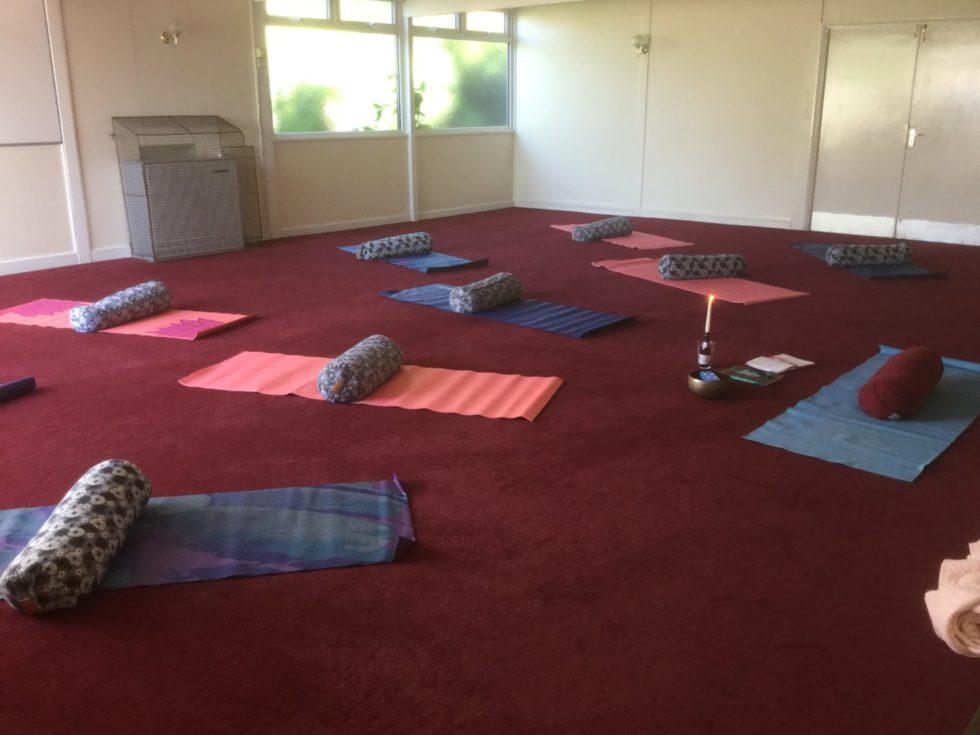 Yoga Gently – Denise Hazel